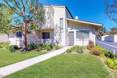 Moorpark Condo/Townhouse For Sale: 14987 Campus Park Drive #A