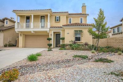 Moorpark Single Family Home For Sale: 13782 Grindstone Court