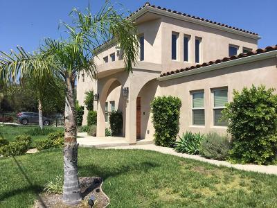 Camarillo Single Family Home For Sale: 310 Anacapa Drive