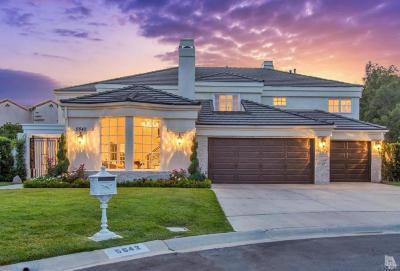 Westlake Village Single Family Home For Sale: 5642 Brookmont Terrace Court