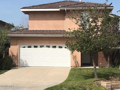 Simi Valley Single Family Home For Sale: 1445 Joshua Tree Court