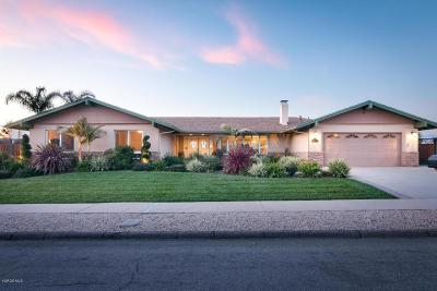 Camarillo Single Family Home For Sale: 893 Trueno Avenue