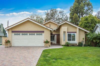 Camarillo Single Family Home For Sale: 813 Calle Canon