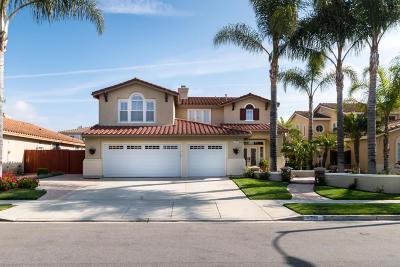 Camarillo Single Family Home For Sale: 4749 Calle Cancun
