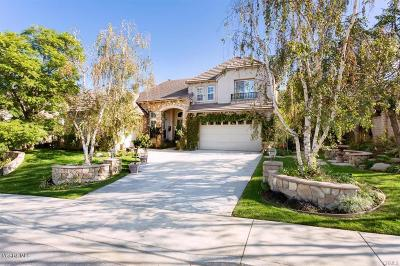 Simi Valley Single Family Home For Sale: 2628 Rudolph Drive