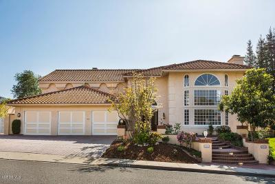 Agoura Hills Single Family Home For Sale: 29350 Queens Way