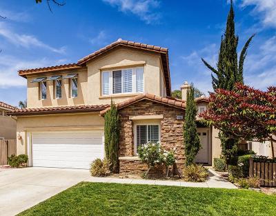 Camarillo Single Family Home For Sale: 4993 Via Fresco