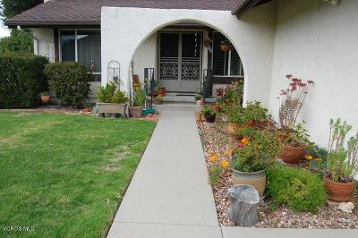 Thousand Oaks Single Family Home For Sale: 609 West Avenida De Las Flores