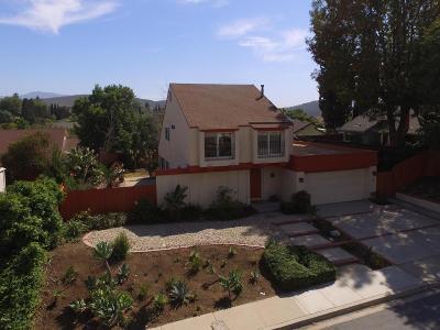 Thousand Oaks Single Family Home For Sale: 764 Silver Cloud Street