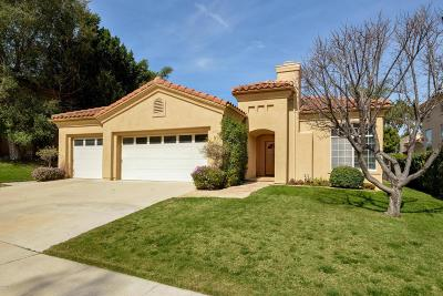 Thousand Oaks Single Family Home For Sale: 3653 Mapleknoll Place