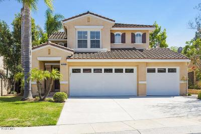 Thousand Oaks Single Family Home For Sale: 2026 Warble Court