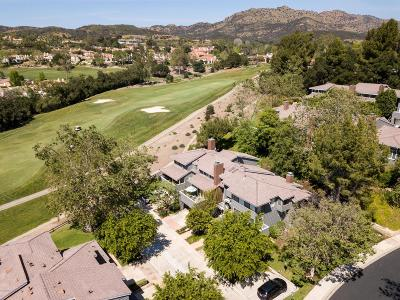 Westlake Village Condo/Townhouse For Sale: 4671 Club View Drive