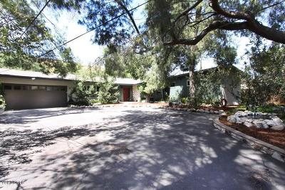 Shadow Hills Single Family Home For Sale: 10513 Vail Drive