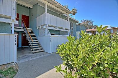 Ventura Condo/Townhouse For Sale: 1300 Saratoga Avenue #1713