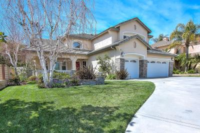 Simi Valley Single Family Home For Sale: 2877 Opal Court