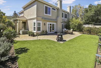 Westlake Village Condo/Townhouse For Sale: 5693 Tanner Ridge Avenue