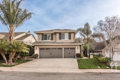 Thousand Oaks Single Family Home For Sale: 2416 Gillingham Circle