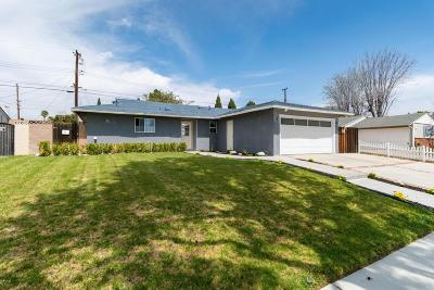 Simi Valley Single Family Home For Sale: 2567 Angela Street