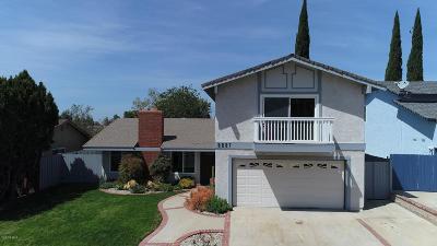 Thousand Oaks Single Family Home For Sale: 2227 Summerpark Court