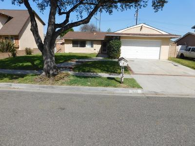 Simi Valley Single Family Home For Sale: 1638 Kane Avenue