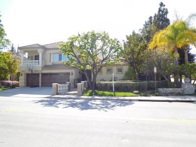 Moorpark Single Family Home For Sale: 4207 Sterlingview Drive