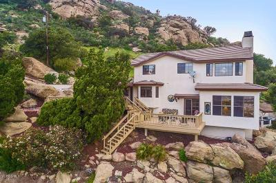 Simi Valley Single Family Home For Sale: 1170 Boulder