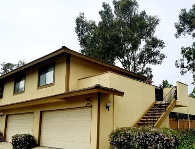 Ventura Condo/Townhouse For Sale: 6765 Wordsworth Way
