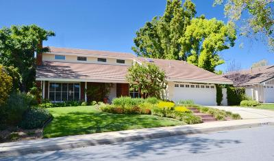 Westlake Village Single Family Home For Sale: 2827 East Sierra Drive