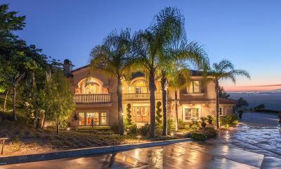 Camarillo Single Family Home For Sale: 1185 Corte Barroso