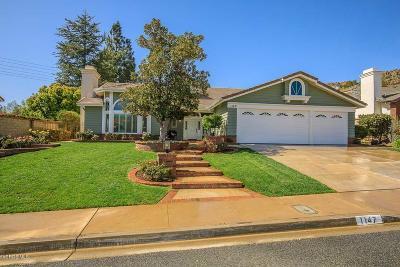 Oak Park Single Family Home For Sale: 1147 Earlham Court