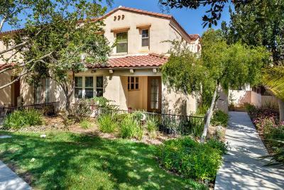 Camarillo Single Family Home For Sale: 255 Channel Islands Drive
