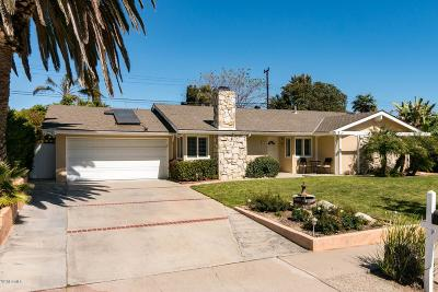 Thousand Oaks Single Family Home For Sale: 3 East Avenida De Las Flores