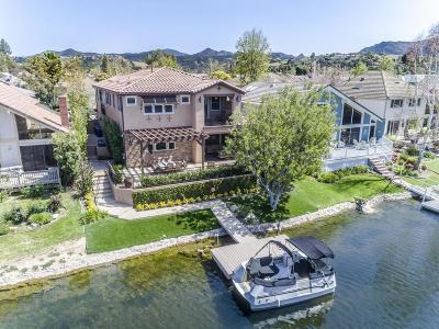 Westlake Village Single Family Home For Sale: 1431 Redsail Circle