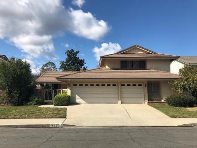 Westlake Village Single Family Home For Sale: 1521 Covington Avenue