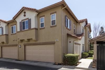 Simi Valley CA Condo/Townhouse For Sale: $519,500