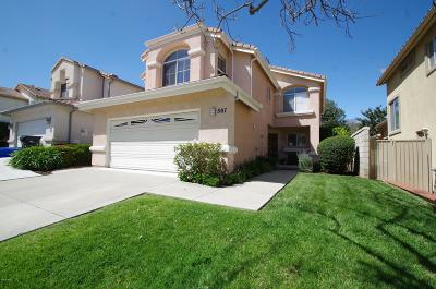 Simi Valley CA Single Family Home For Sale: $597,500