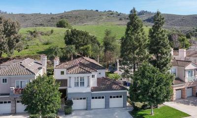 Moorpark Single Family Home For Sale: 3970 Sunsetridge Road