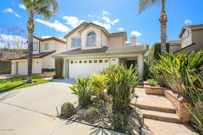 Simi Valley CA Single Family Home For Sale: $625,000
