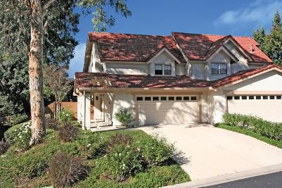 Agoura Hills Condo/Townhouse For Sale: 30496 Passageway Place