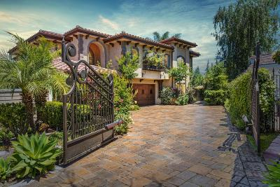 Westlake Village Single Family Home For Sale: 1481 La Venta Drive