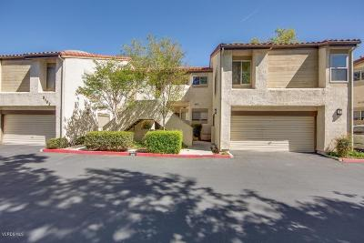 Simi Valley CA Condo/Townhouse For Sale: $424,950