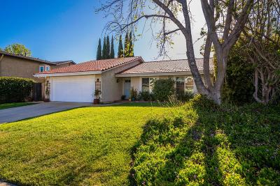 Thousand Oaks Single Family Home For Sale: 2221 Summerpark Court