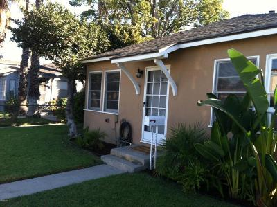 Burbank Single Family Home For Sale: 1434 North Hollywood Way