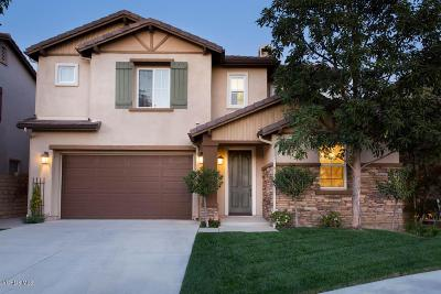 Moorpark Single Family Home For Sale: 6516 Pinnacle Court