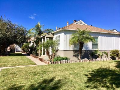 Burbank Single Family Home For Sale: 1305 North Buena Vista Street