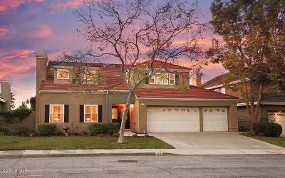 Moorpark Single Family Home For Sale: 11715 Chestnut Ridge Street