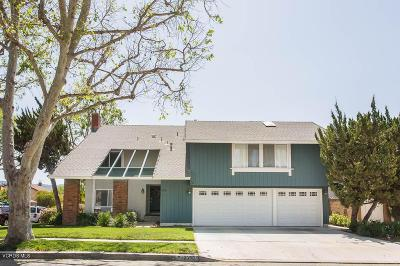 Simi Valley CA Single Family Home For Sale: $689,900