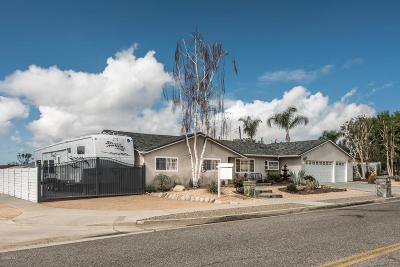 Simi Valley Single Family Home For Sale: 4490 Walnut Avenue