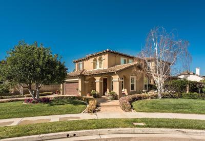 Camarillo Single Family Home For Sale: 331 Twilight Court