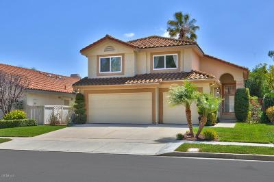 Simi Valley CA Single Family Home For Sale: $779,000